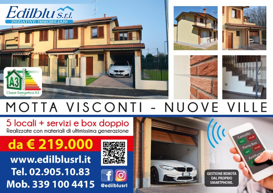 Ville Motta Visconti